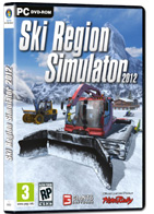Skiregion Simulator 2012 Cover